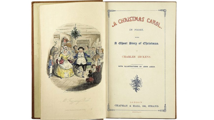 Christmas Carol Quotes.Quotes From Charles Dickens S A Christmas Carol