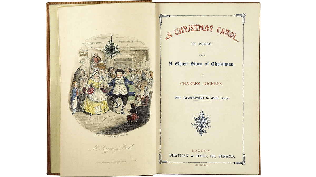 Quotes from charles dickenss a christmas carol