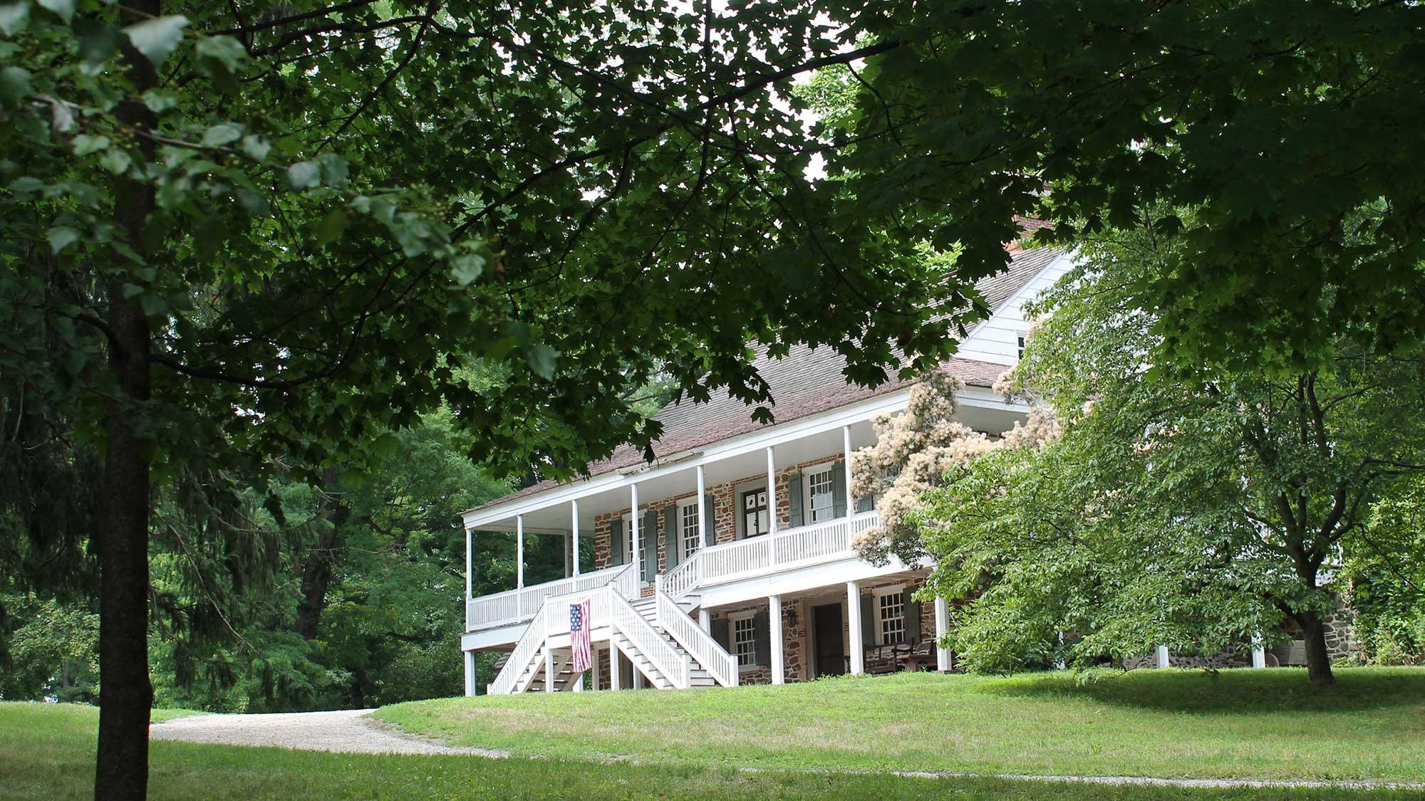 Van Cortlandt Manor in Croton-on-Hudson