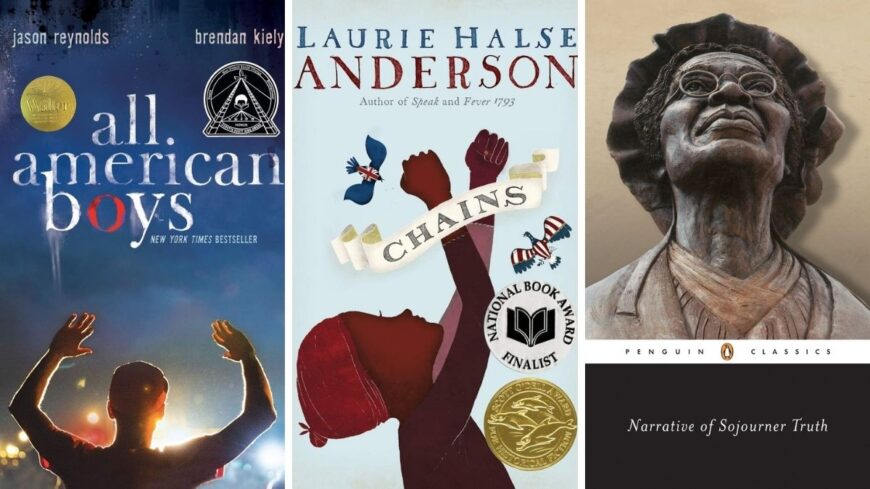 African American History Reading List