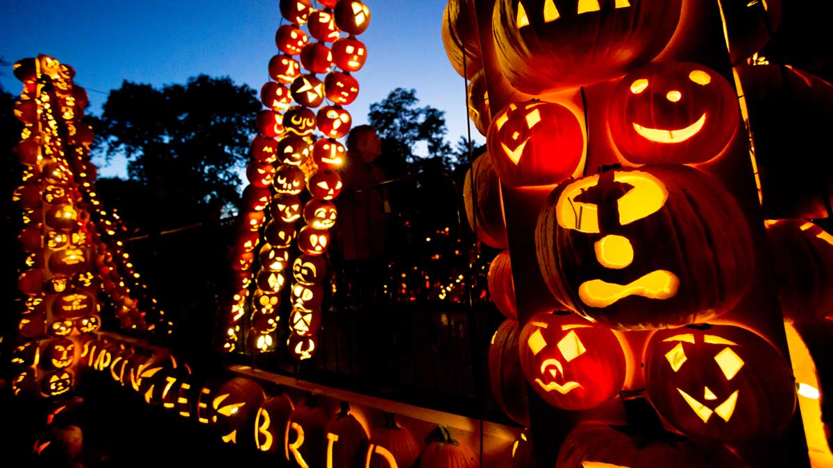 9 Illuminating Jack-o-Lantern Festivals to Visit This October images