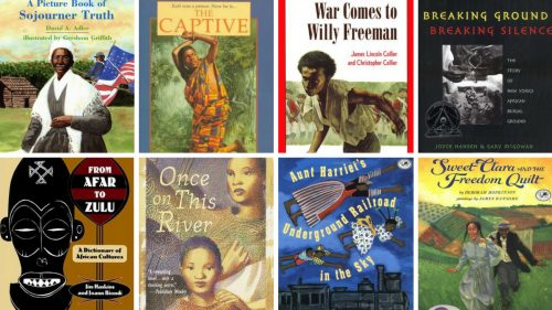 Childrens Books About Slavery