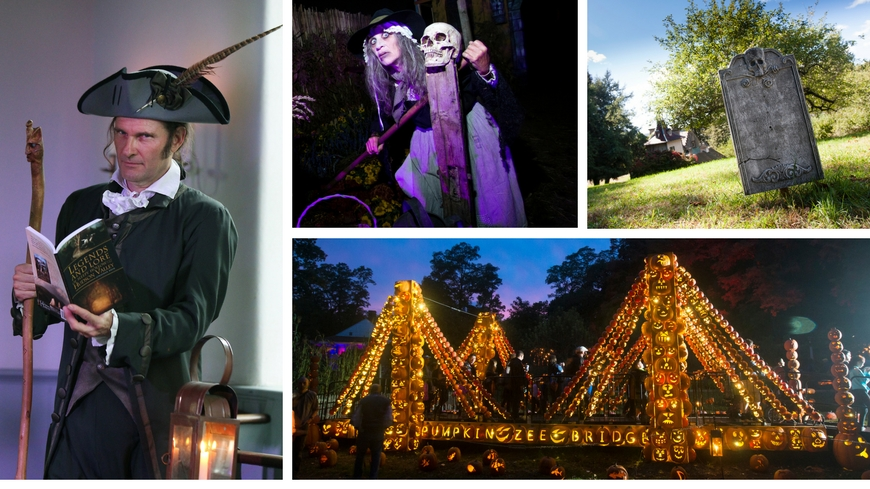 Halloween in Sleepy Hollow Country Experiences