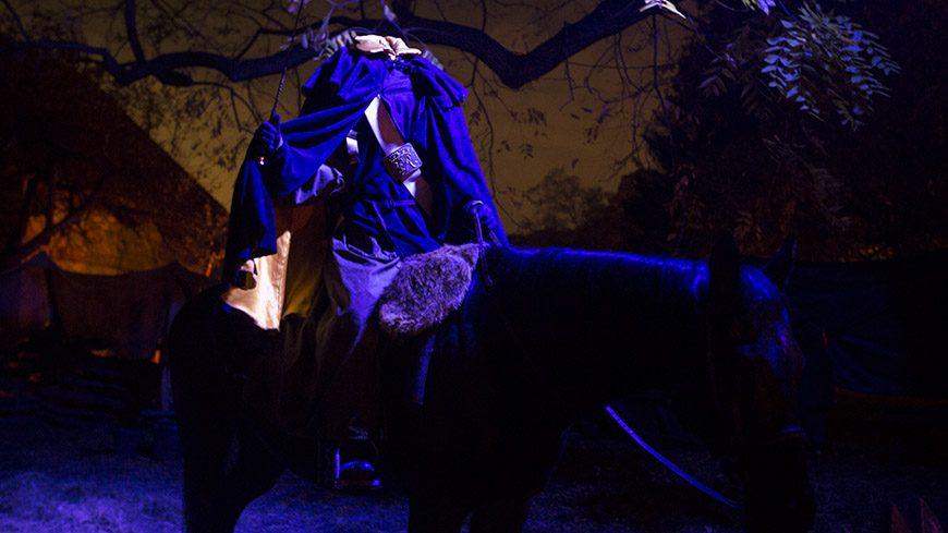 The Horseman's Hollow