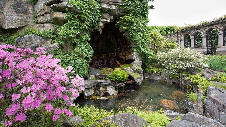 Kykuit Garden