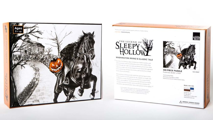 Legend Of Sleepy Hollow Puzzle