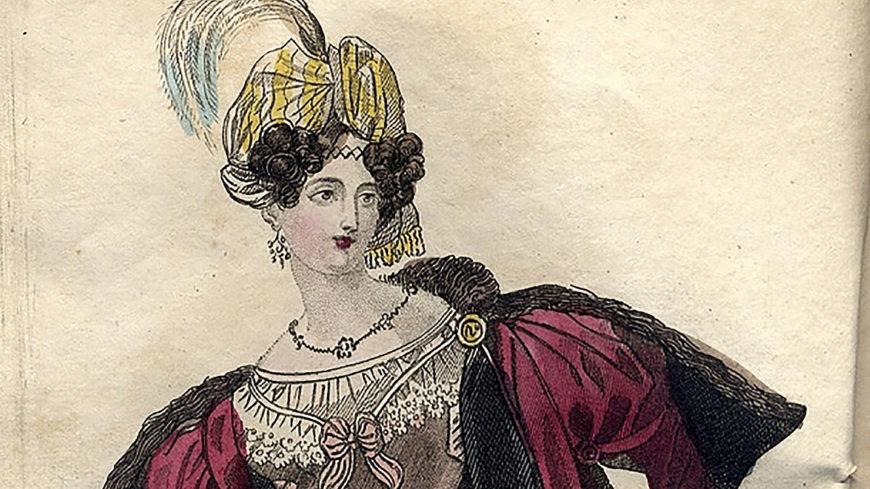 Opera Dress Header