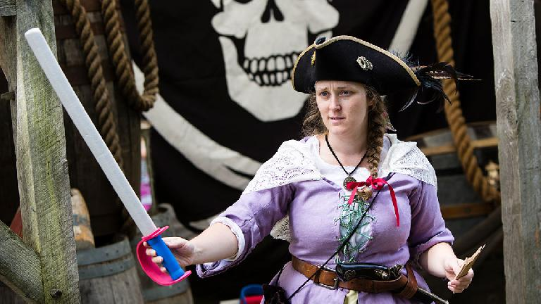 Pirate Quest at Philipsburg Manor