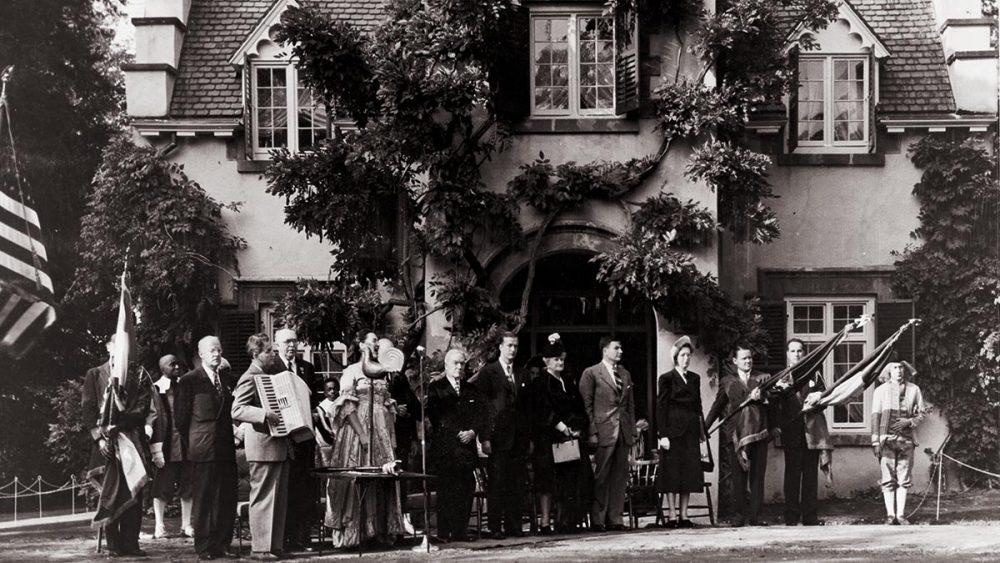 Rockefellers At Sunnyside