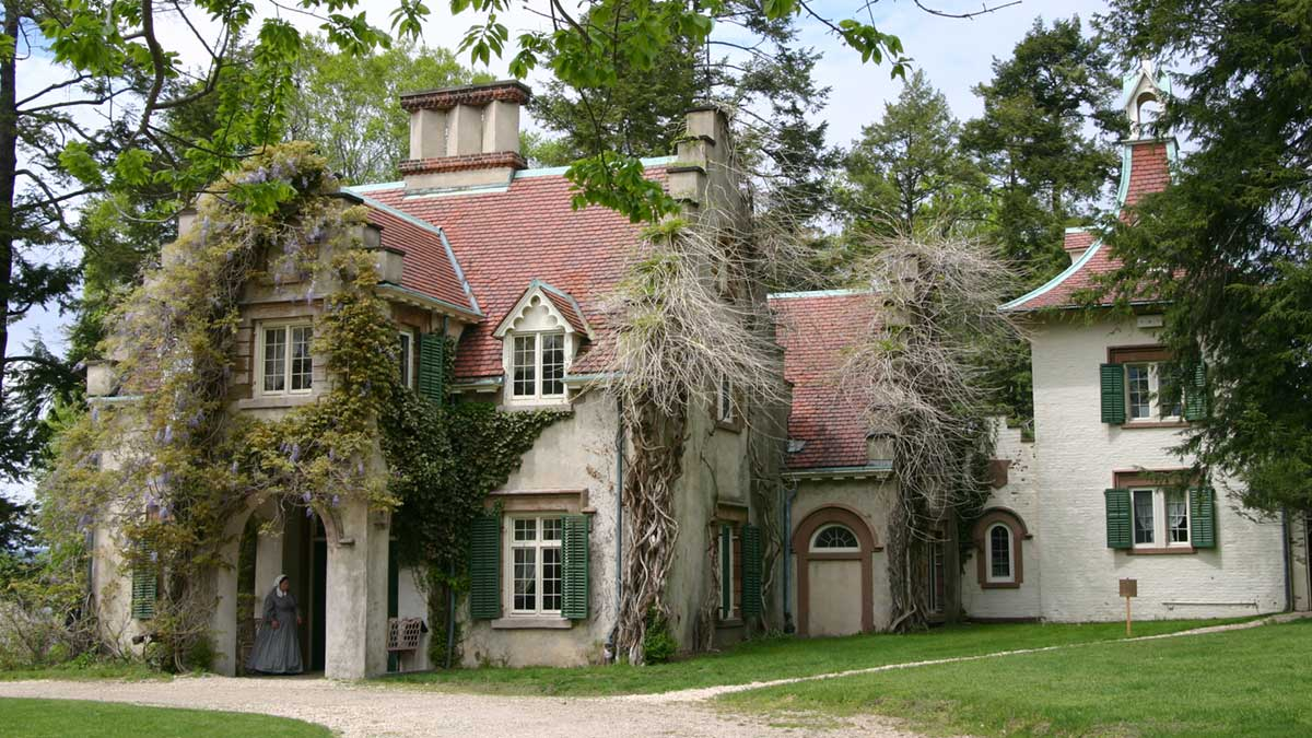 Washington Irving's Sunnyside - Historic Hudson Valley